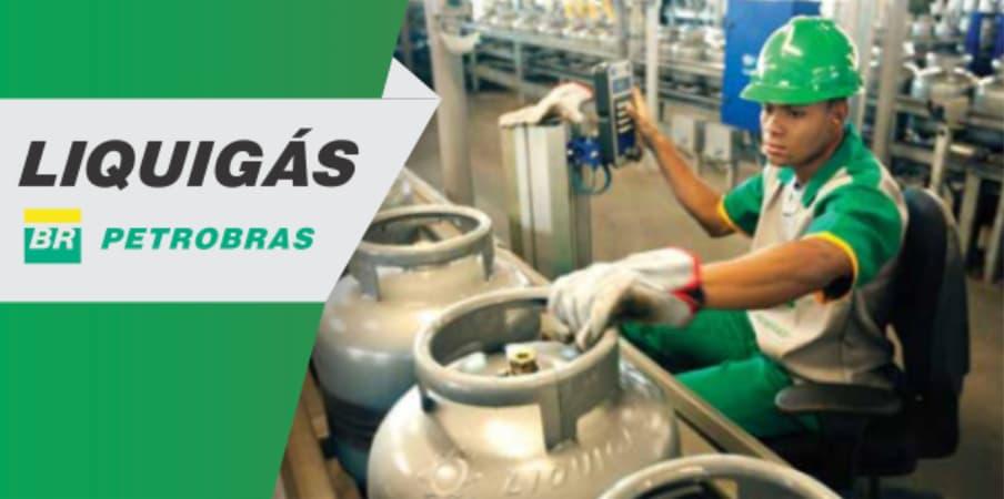Liquigás, a Líder no Mercado de Botijões de Gás