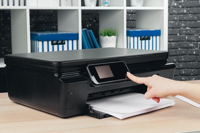 Uso doméstico também é uma possibilidade do aluguel de impressoras
