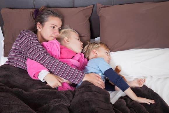 5 dicas para manter as crianças quentes à noite