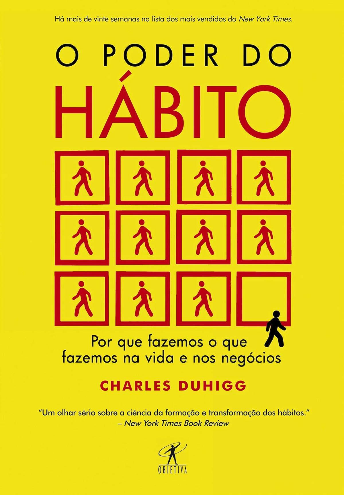 O Poder do Hábito – O Livro que Revolucionou a Autoajuda