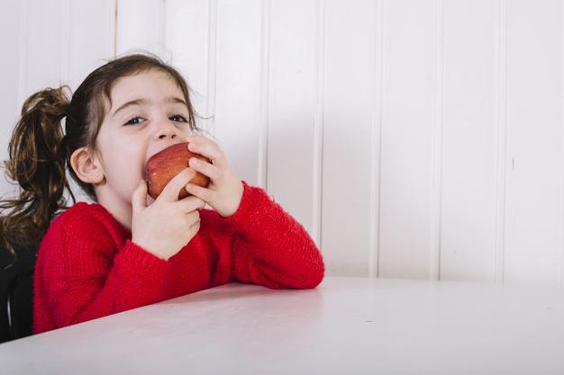 Os 10 melhores alimentos para crianças